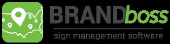 BrandBoss Sign Management Software