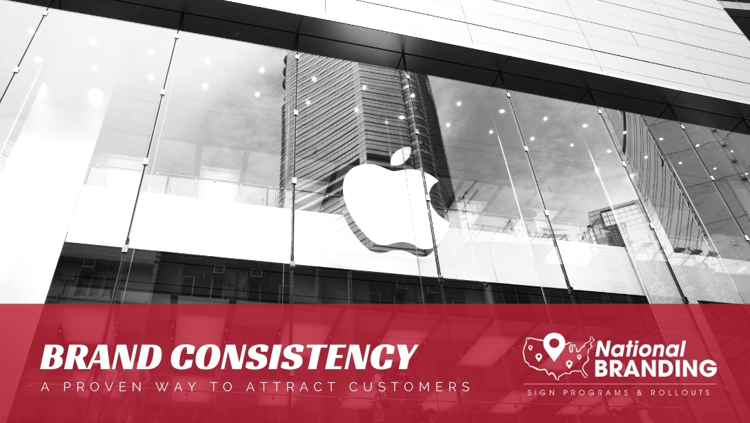 Brand Consistency a Proven Way to Attract Customers