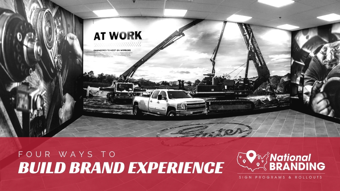 Four Ways to Build Brand Experience Feature