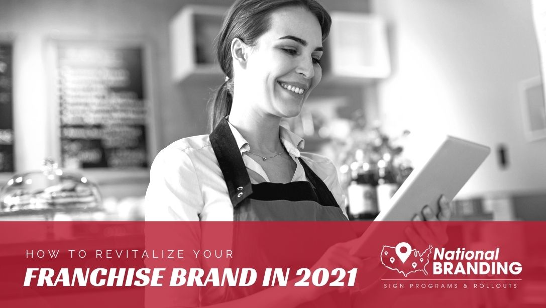 Revitalize Franchise Brand Feature